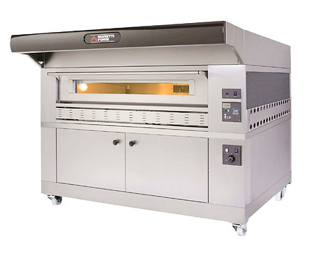 """New Moretti Forni Pizza Oven P150G A1 NG With Proofer (Fits 5 18"""" Pies)"""
