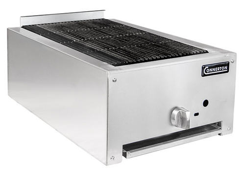 "New Connerton CRB-12 (12"") Heavy Duty Radiant Charbroiler NG"
