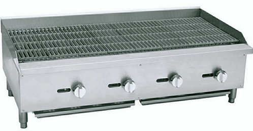 """New Cookline CCB-48 (48"""") Radiant Charbroiler Griddle"""