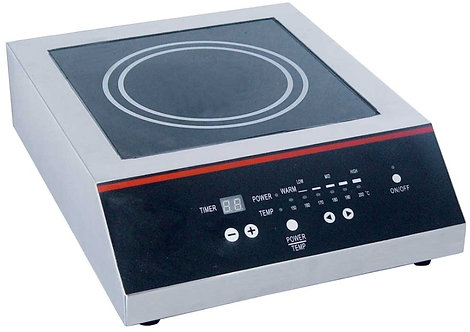 New Cookline IC-2500 Commercial Countertop Induction Cooker 2500W 220V-240V/1PH
