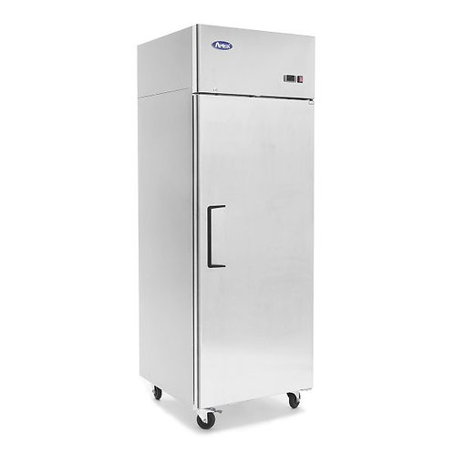 New Atosa MBF8001GR Top Mount (1) Door Freezer