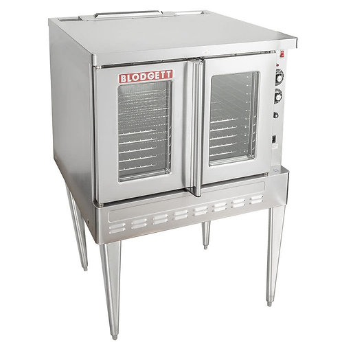 New Blodgett SHO-100-G Single Full Size Natural Gas Convection Oven - 50,000 BTU