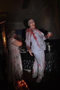 Best Zombie walk winner