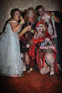 Zombie group Photo