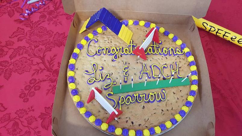 Celebration Cookie