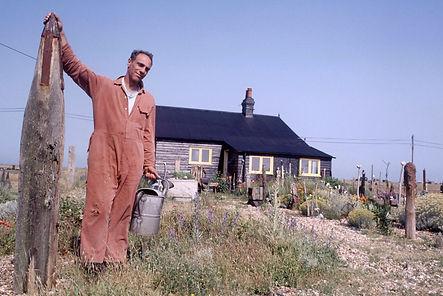 Jarman en Prospect Cottage.jpg