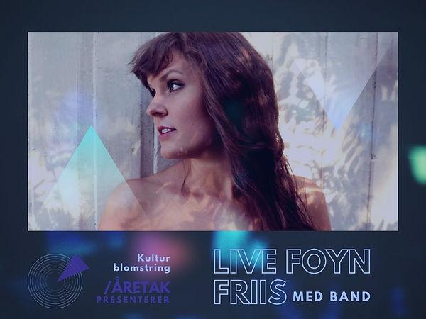 Kulturblomstring_ÅRETAK_-_Live_Foyn_Fr