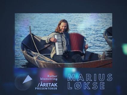 Kulturblomstring - Mannen & havet!