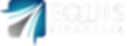 Equis Financial Official Logo - Light V.