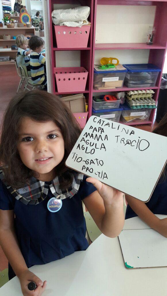 Leer, escribir y matemáticas en K5!