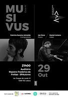 MUSIVUS Patricia Sucena de Almeida/Ian Pace
