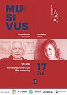 MUSIVUS Carlos Marecos / Ana Telles