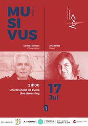 MUSIVUS CARLOS MARECOS /ANA TELLES