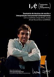 IpC - Intérpretes para Compositores Jorge Alves