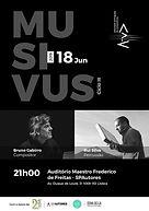 MUSIVUS Bruno Gabirro / Rui Silva