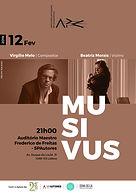 MUSIVUS Virgílio Melo / Beatriz Morais