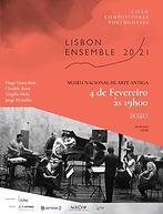Ciclo de Compositores Portugueses - 4 Fevereiro 2020