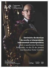 IpC - Intérpretes para Compositores Henrique Portovedo