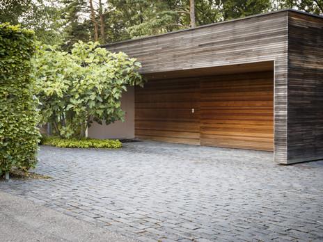 What's Behind the Garage Door?
