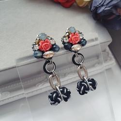 | AROF17| 暮- Twilight Glint Earrings