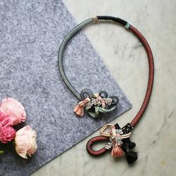 | AR123 | Sakura Open-end Necklace