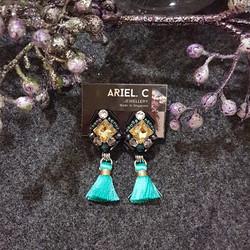 | ARX011 | Turquoise & Citrus