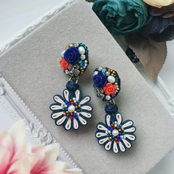 | AROF04| 秋- Autumn Beauty Earrings