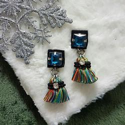 | ARS006 | Rainbow Earrings