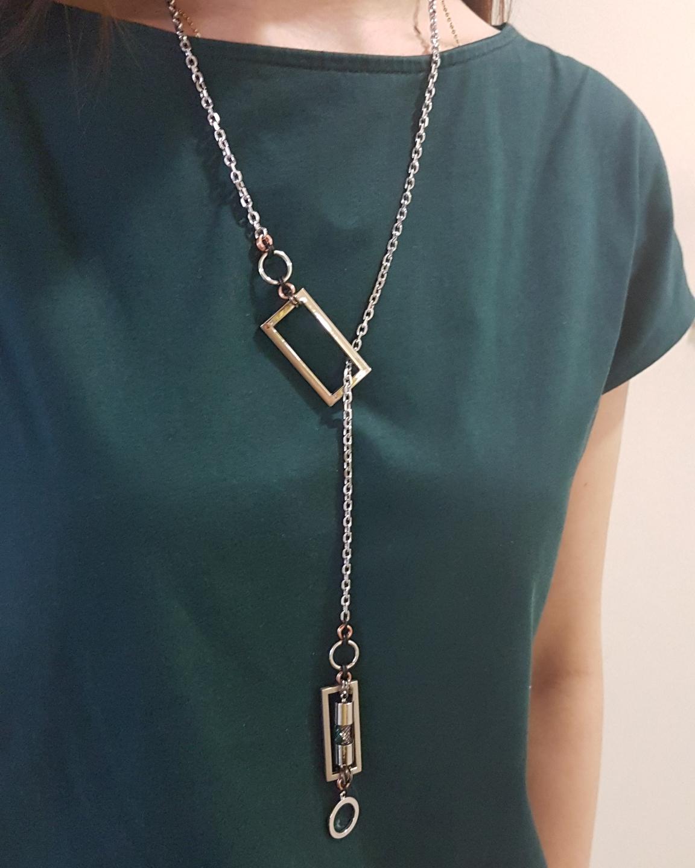 | ARTC03 | Draped Necklace