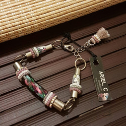 | ARC014 | Rainbow Tubular Bracelet