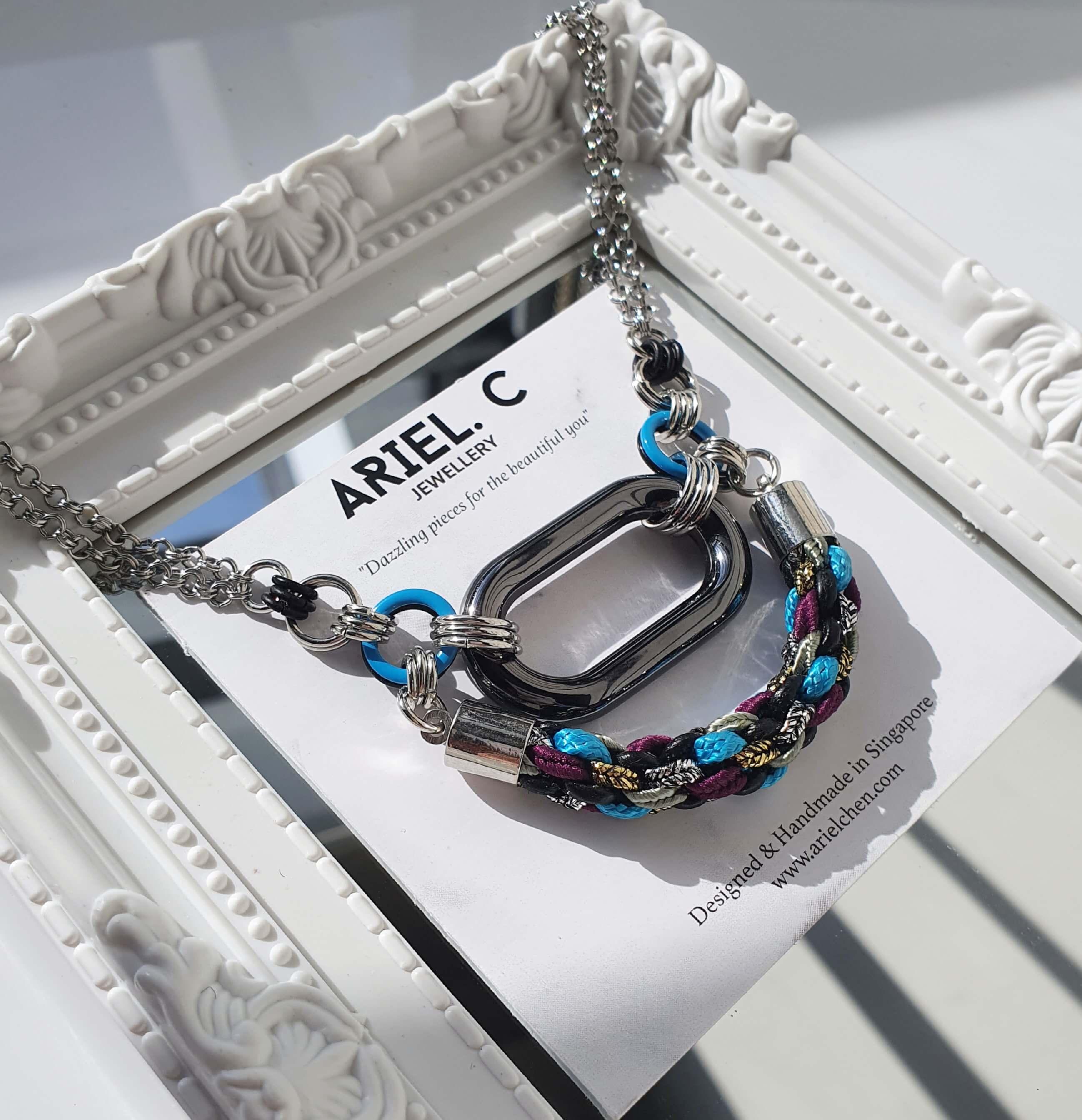 | ARTC14 | Vogue Braid (Blue)