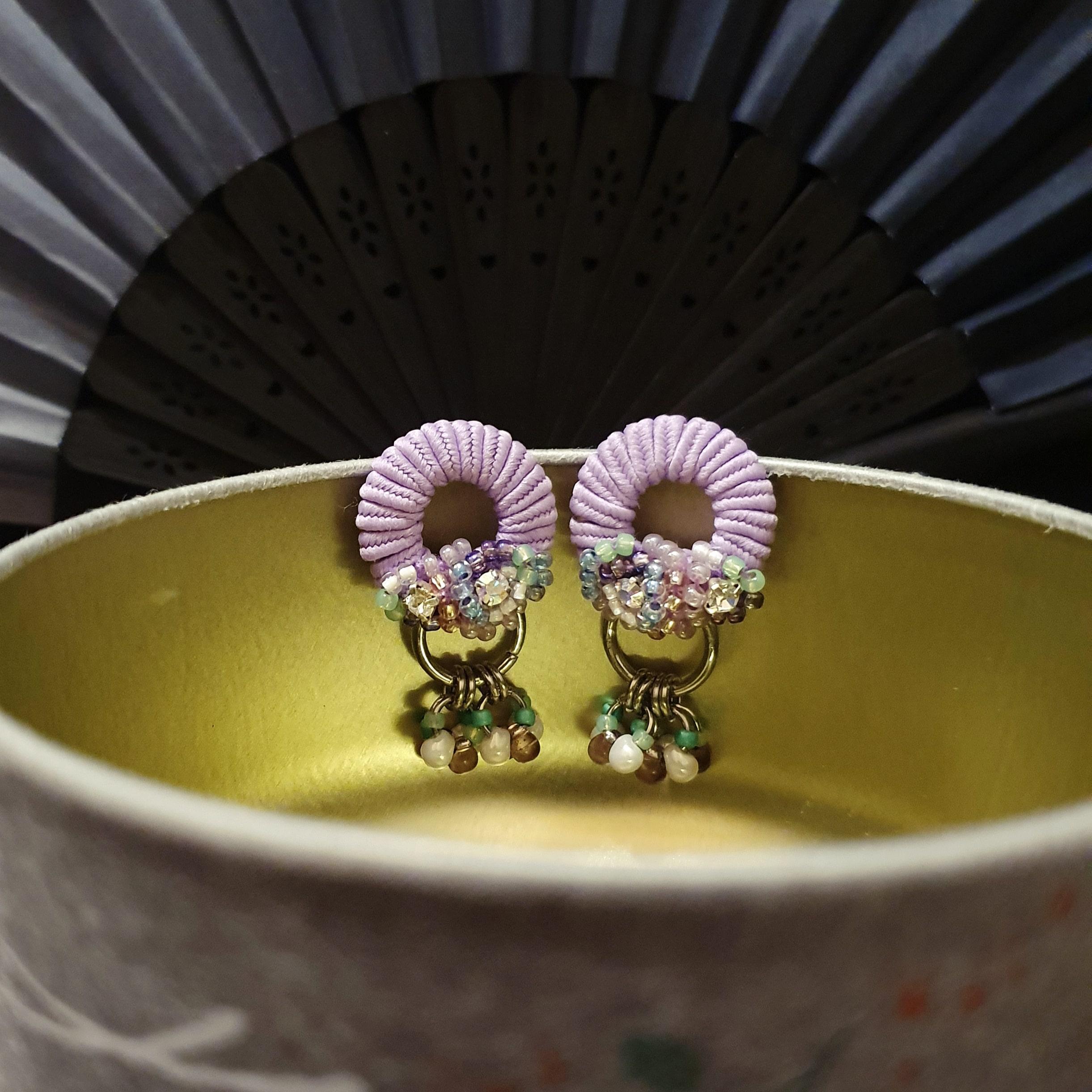 | ARWS14 | Asamurasaki Ring