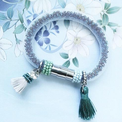 |ARS002| Sea Green Bracelet