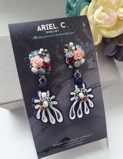 | AROF14| 愉- Summer Jubilant Earrings