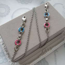 | ARMC03 | Pink & Blue Chain