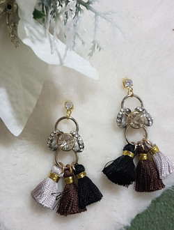 | ARS014 |Multi Rings Earrings