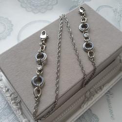 | ARMC05 | Grey & Silver Chain