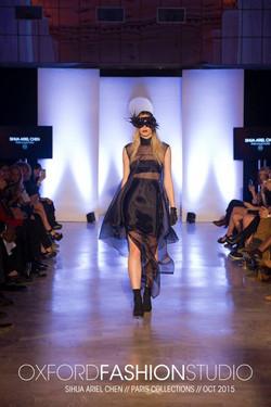 Goggle & 2-pc Sheer dress