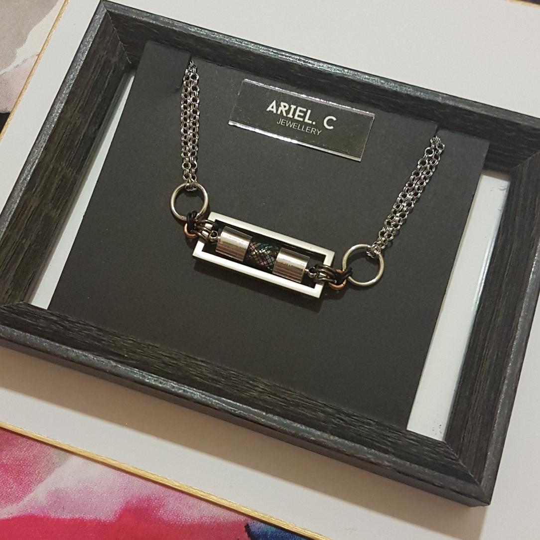 | ARTC04 | Geometrical Necklace