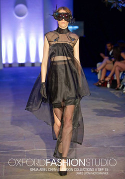 Goggle, Necklace & 2-pc Sheer Dress