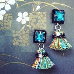 |ARS006| Rainbow Earrings
