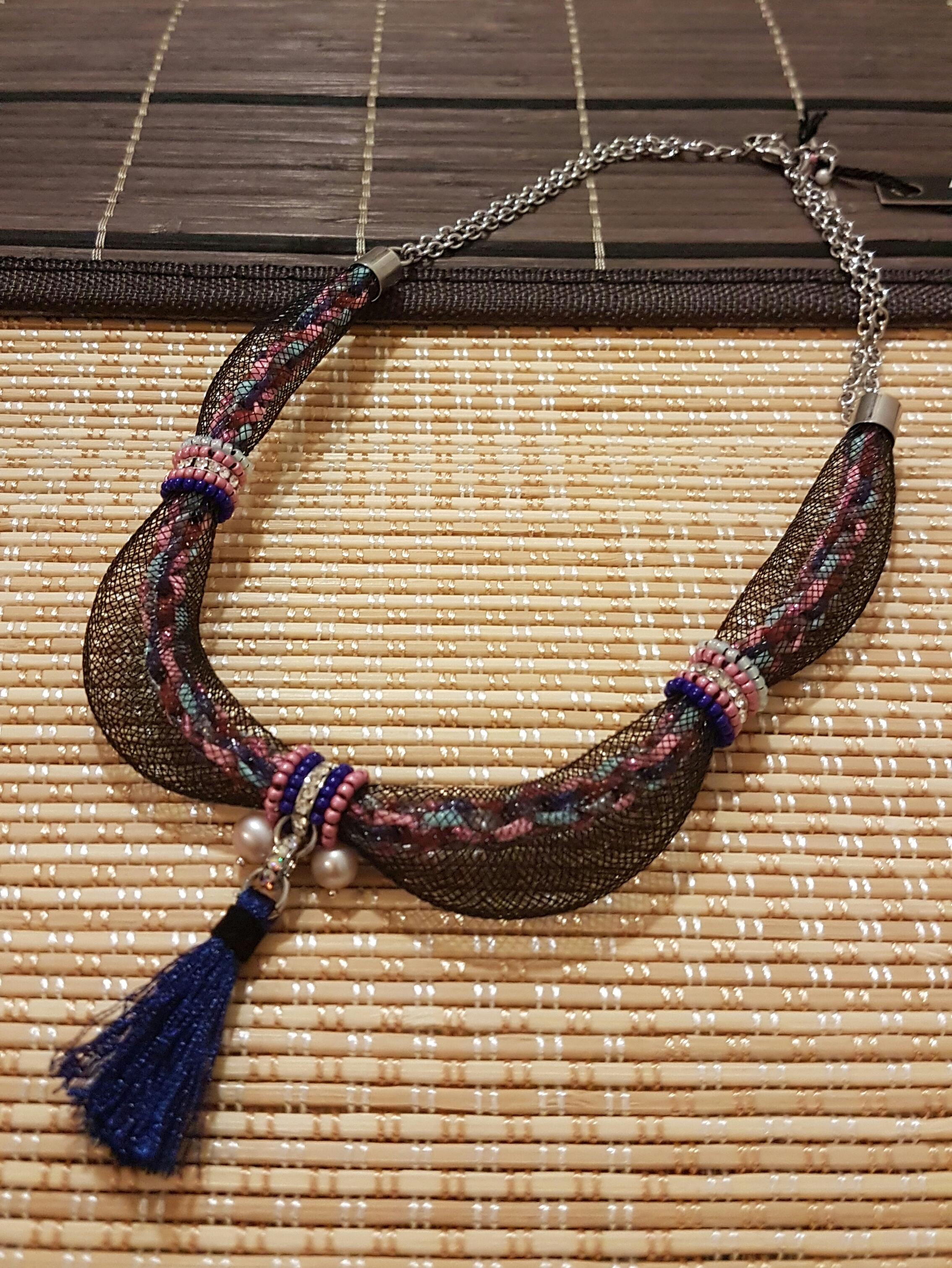   ART016   Wave Necklace