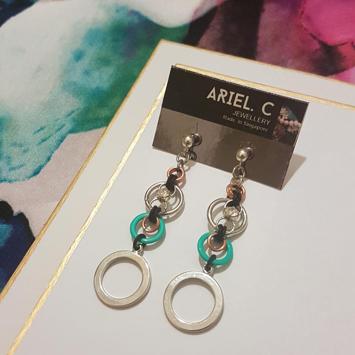 | ARCM01 |  Multi Colour Rings
