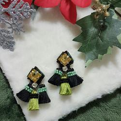 | ARS013 | Pine Trees Earrings