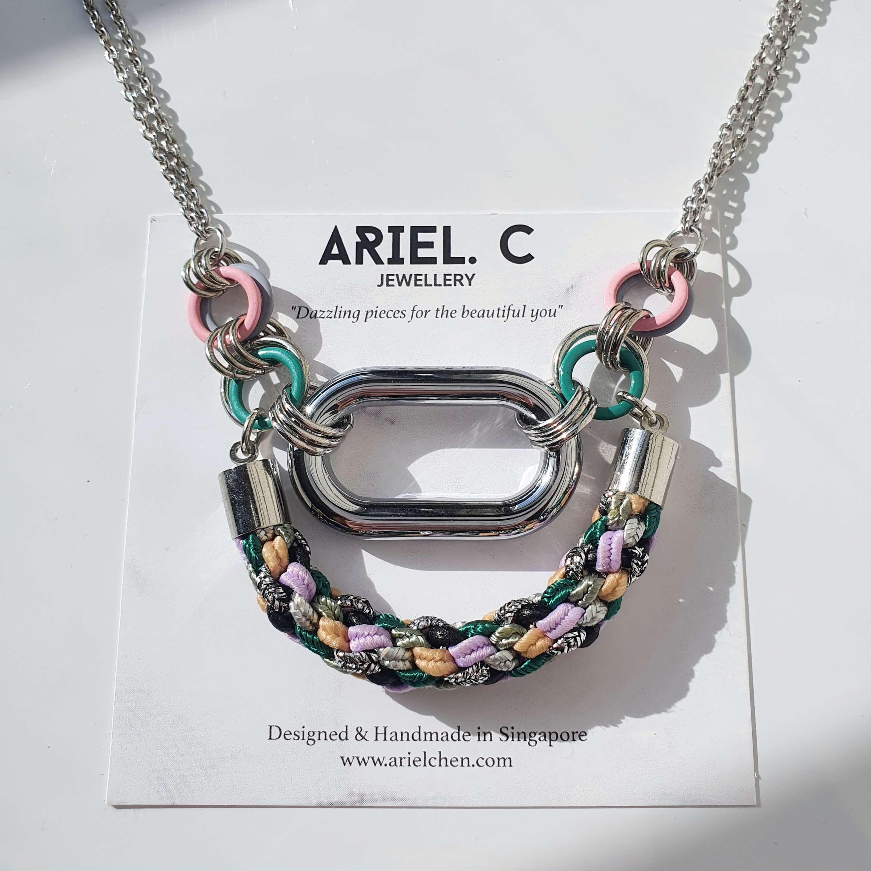 | ARTC15 | Vogue Braid (Pink II)