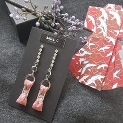 | ARSS06 | Kimono Earrings