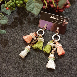 | ARB002 | Garden Spring Earrings