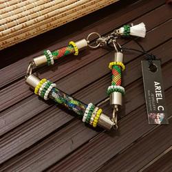| ARC013 | Rainbow Tubular Bracelet