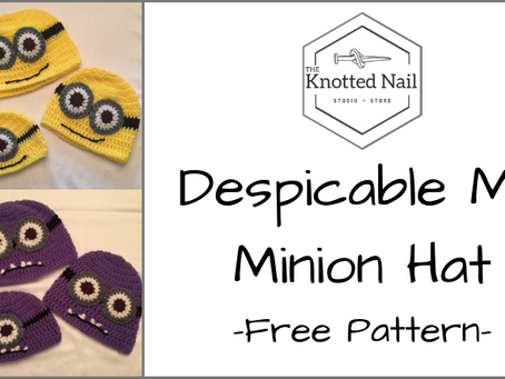Free Pattern Friday: Despicable Me Minion Hat!