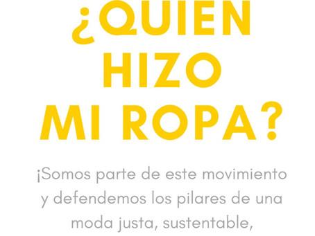 Manifiesto Get Wild! - Hagamos la revolución #FASHIONREVOLUTION